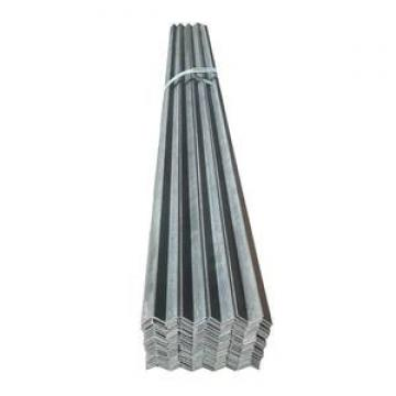 Cold Rolled Hot Dip Galvanized Perforated Black Powder Coated Steel Slotted Angle Bar Angle Iron Specification