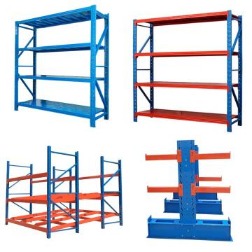 Industrial Warehouse Storage Rack, Stacking Racking