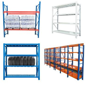 Guangdong factory pallet storage rack industrial steel warehouse shelving units