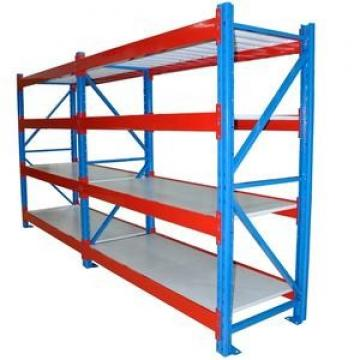 Commercial 3 tiers storage shelves metal warehouse racking