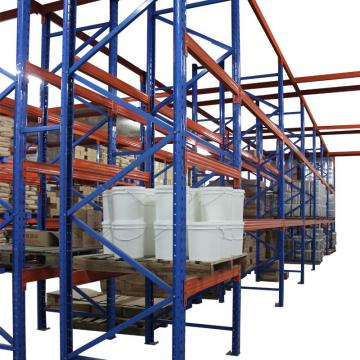Industrial Multi-Level Cold Storage Mezzanine Floor Racking System