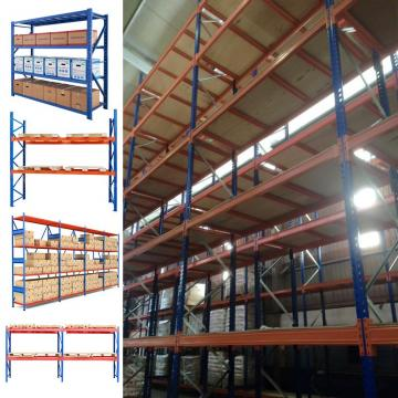 Heavy duty industrial racking system