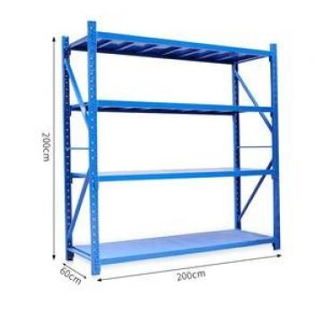 high density vna pallet racking