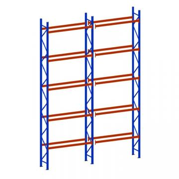 Long Span Metal Shelf for Industrial Warehouse Storage