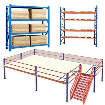 Modern furniture custom steel frame warehouse used industrial shelving units