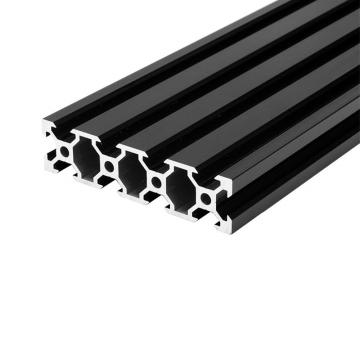 80*120 50*100 8020 4080 3060 3030 2040 2020 20mm 6063 Various Style v slot alu aluminum extruded profile with factory price