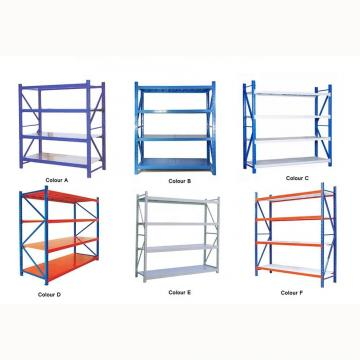 High quality cheap steel storage heavy duty shelf racking