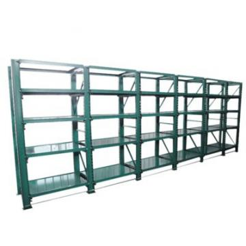 Hoifat industrial warehouse grey z-beam sturdy store wall metal steel boltless display shop storage rivet shelving rack unit
