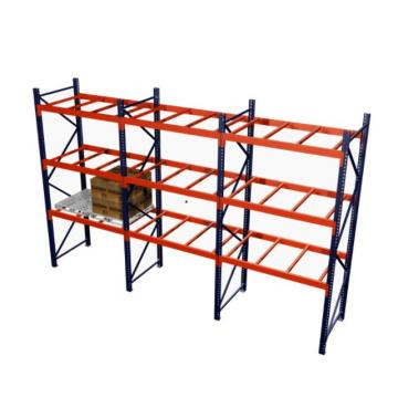 Heavy duty metal storage shelving racks / shelving unit / cheap goods shelf